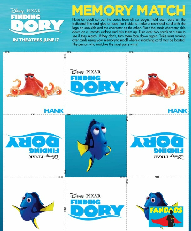 Fandads having fun with alice and dory why not play this memory game to strengthen your memory and have fun at the same time maybe you could schedule your matches on the weekly calendarjust a solutioingenieria Choice Image