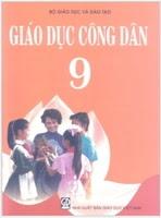 Sách Giáo Khoa Giáo Dục Công Dân Lớp 9 - Nhiều Tác Giả