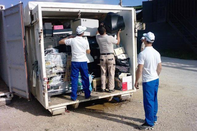 Η Ελλάδα 7η στην Ευρώπη στην ανακύκλωση συσκευών