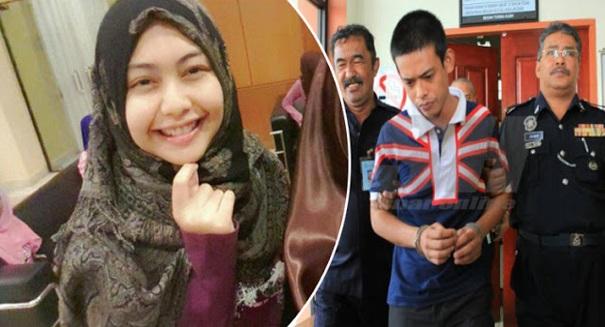 Tukang Masak Dihukum Gantung Bunuh Pelajar UiTM