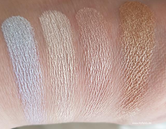La Vie En Glow - Highlighting Powder Palette - 02 Cool Glow