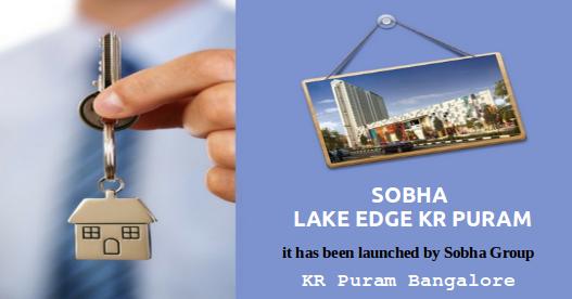 Sobha Lake Edge KR Puram