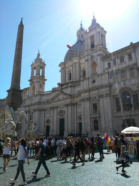 Piazza Navona-Roma