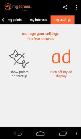My Screen app free recharge