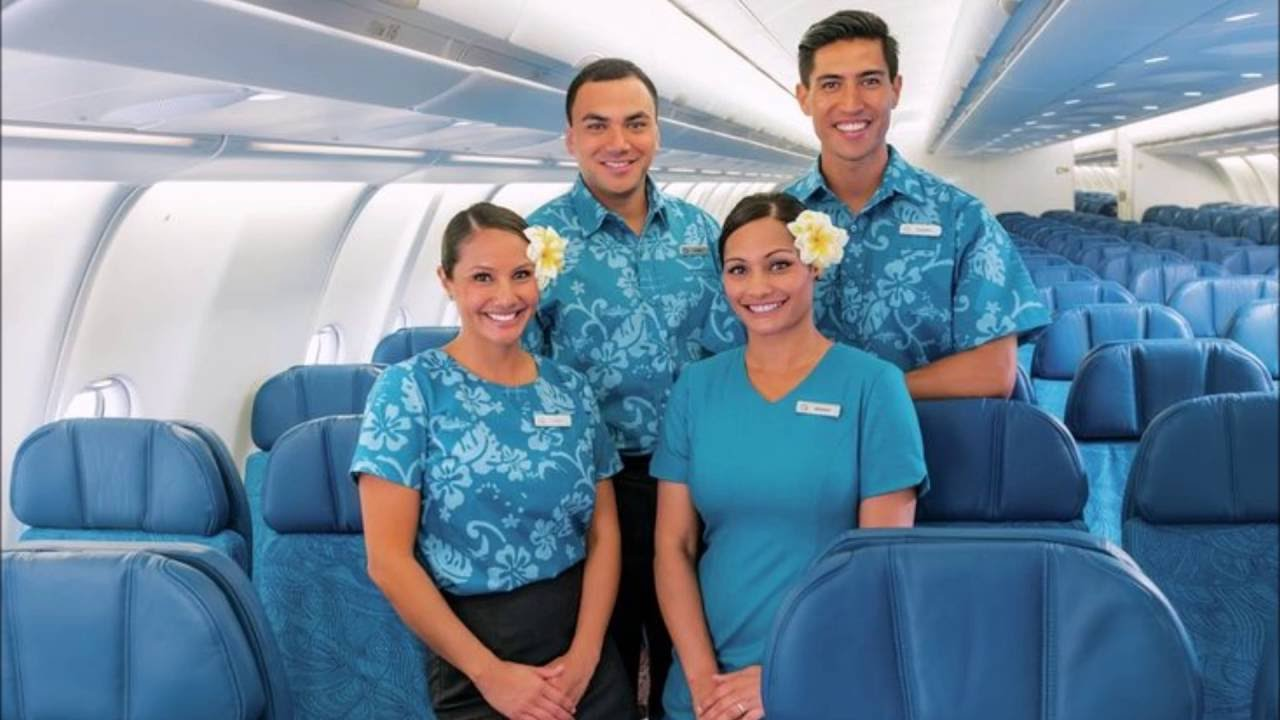 The Primary Function Of Hawaiian Flight Attendants Is To Ensure Safety Our Guests While Aboard Company Aircraft By Being Physically And
