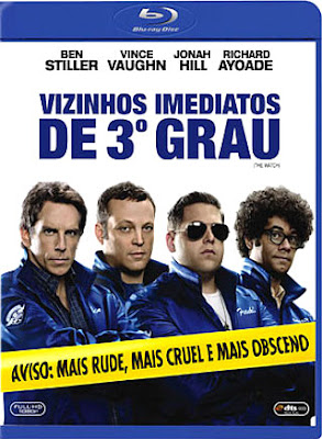 Filme Poster Vizinhos Imediatos de 3º Grau BDRip XviD Dual Audio & RMVB Dublado