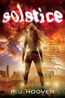 Review: Solstice by P.J. Hoover