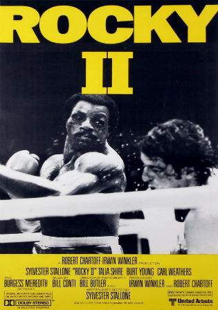 Rocky II (1979) BluRay 720p Dual Audio ESubs Hindi English