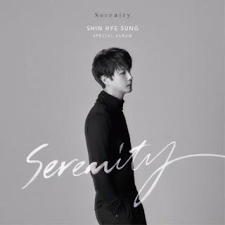 SHINHWA: Shin Hye Sung – Serenity Albümü