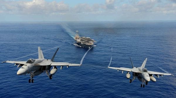 EEUU fortalece su presencia militar crece de Siria para combatir al ISIS