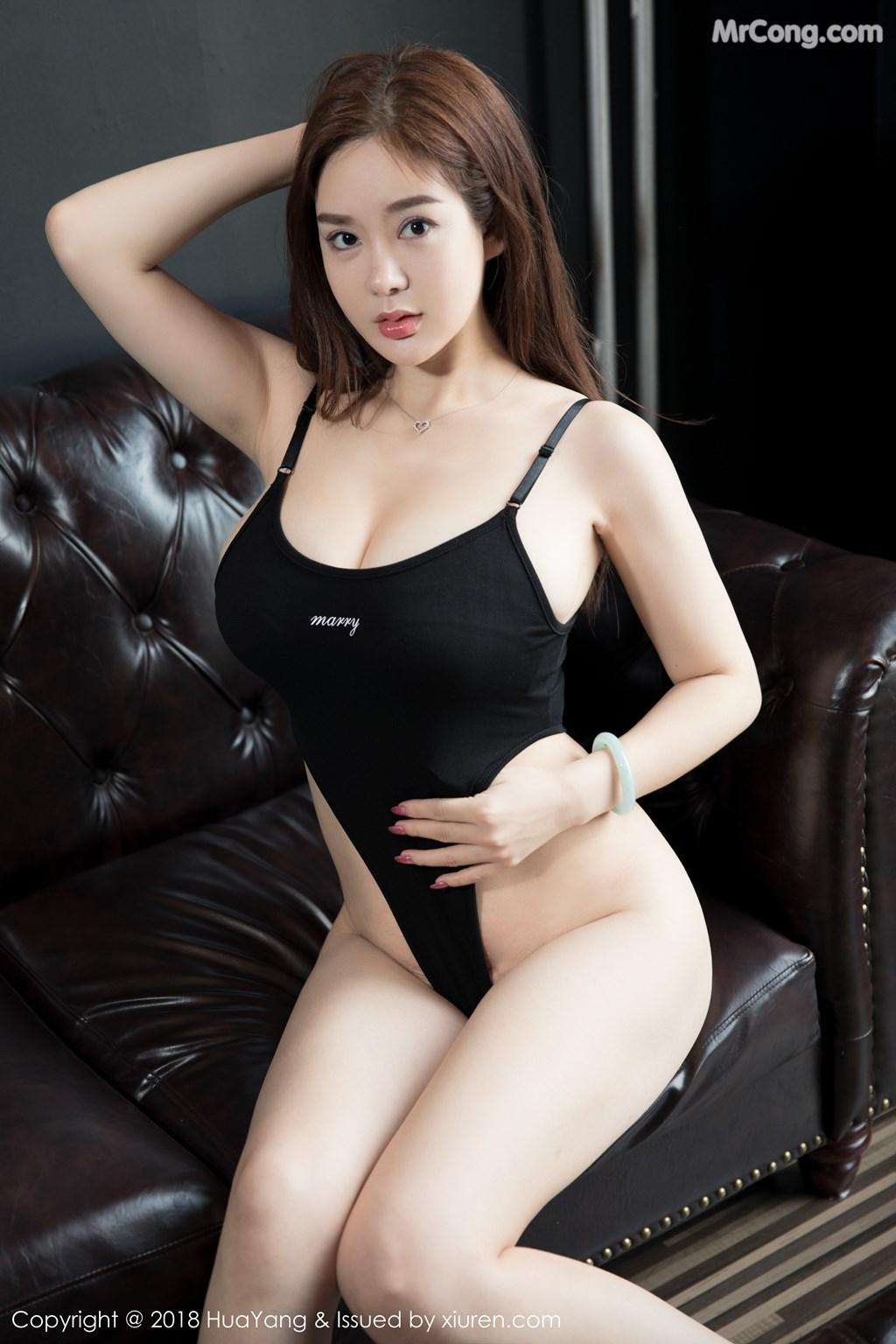 Image HuaYang-2018-08-09-Vol.068-Silvia-MrCong.com-012 in post HuaYang 2018-08-09 Vol.068: Người mẫu 易阳Silvia (41 ảnh)