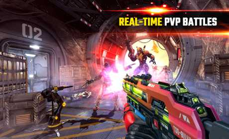 لعبة Shadowgun Legends 0.8.0 Full  مهكرة