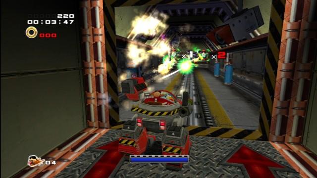 Sonic Adventure 2 PC Games Screenshots