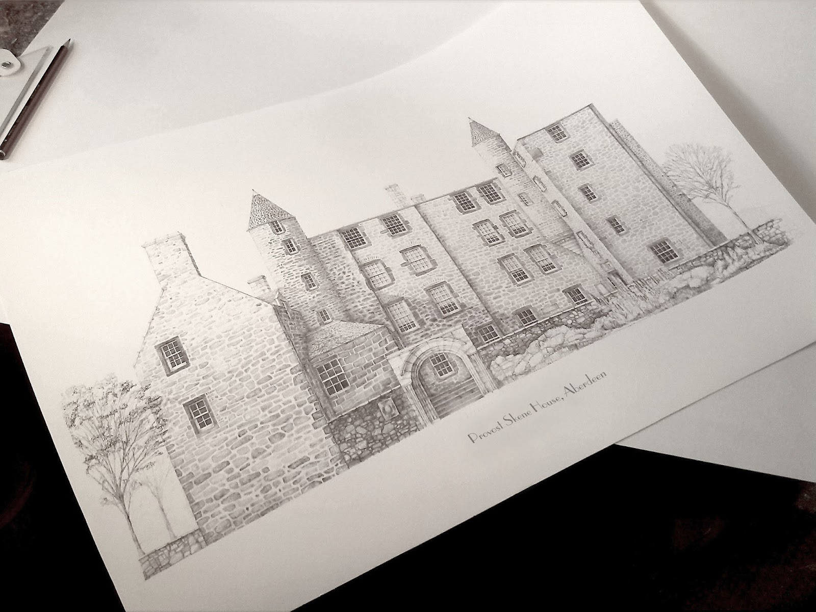 03-Provost-Skene-House-Aberdeen-Jamie-Cameron-Intricate-Architectural-Drawings-and-Illustrations-www-designstack-co
