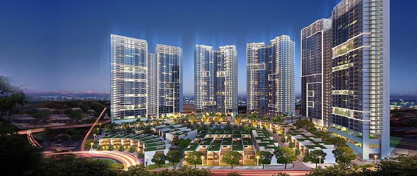 Dự án Sunshine City Nam Thăng Long