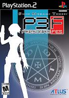 Shin Megami Tensei: Persona 3 FES (PS2) 2007