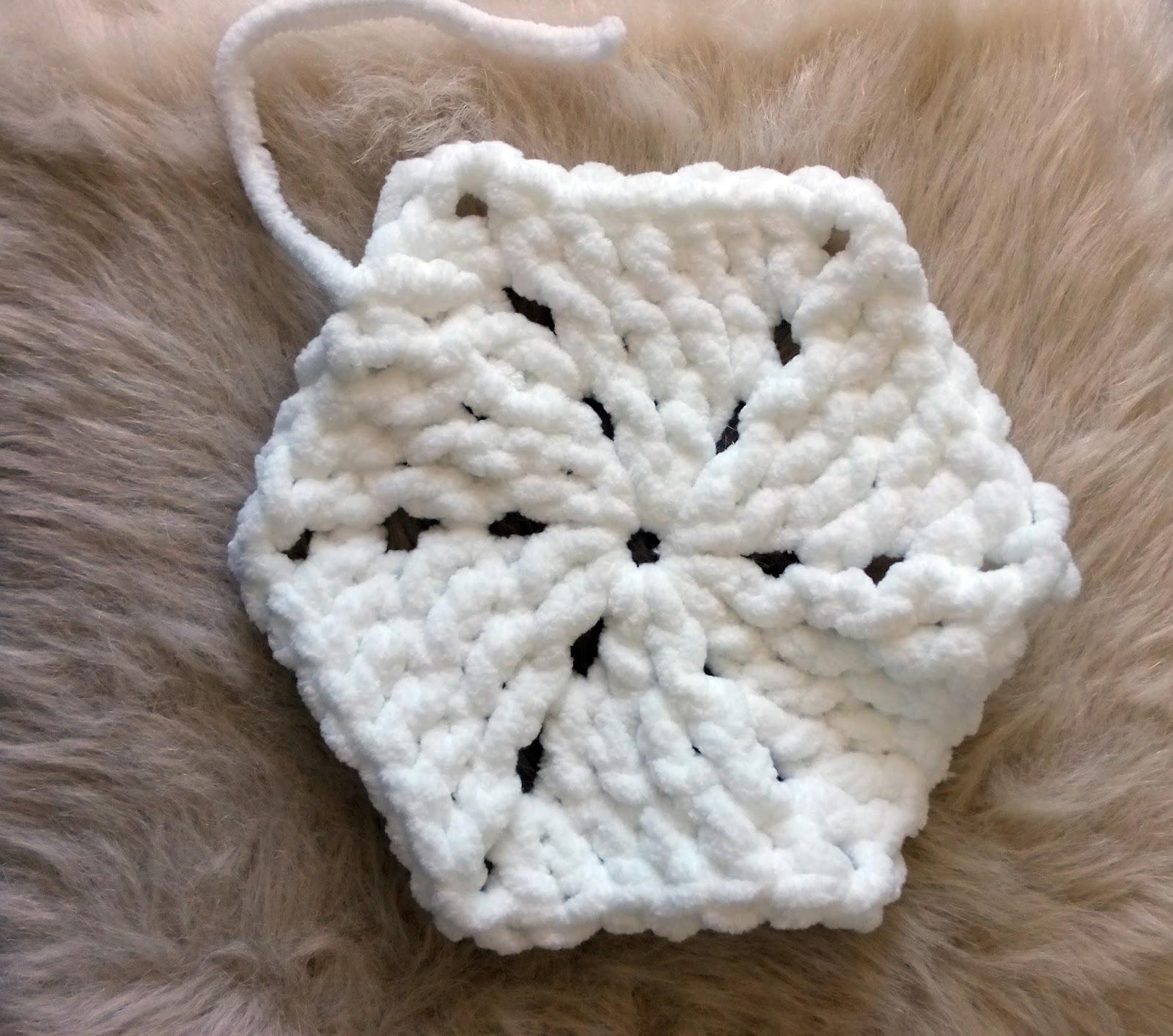 Atractivo Patrón Dishcloth Crochet Ronda Imagen - Ideas de Patrones ...