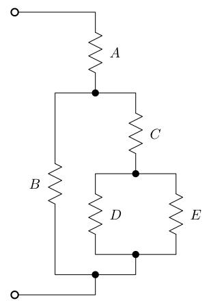 Series Parallel Circuit Formula Current Formula Wiring