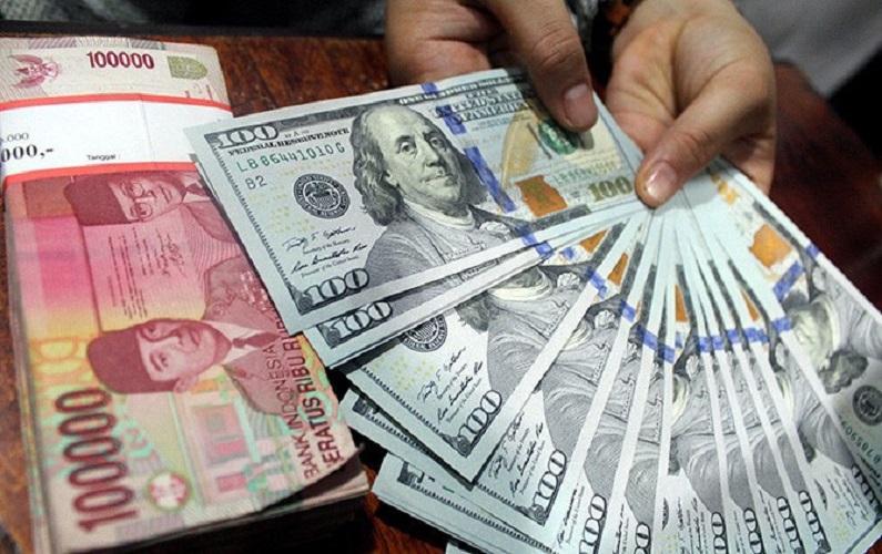 dolar rupiah