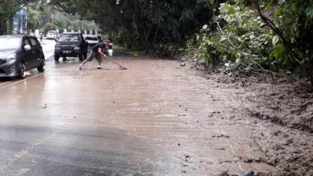 Dinas PU Sulut dan BPJN Wilayah XV, Sigap Antisipasi Banjir dan Longsor di Sulut