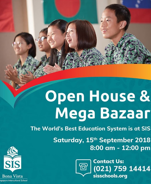 flyer open house sis bona vista