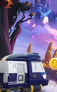 Subway Robot Train Temple of Run Apk - Free Donwload Android Game