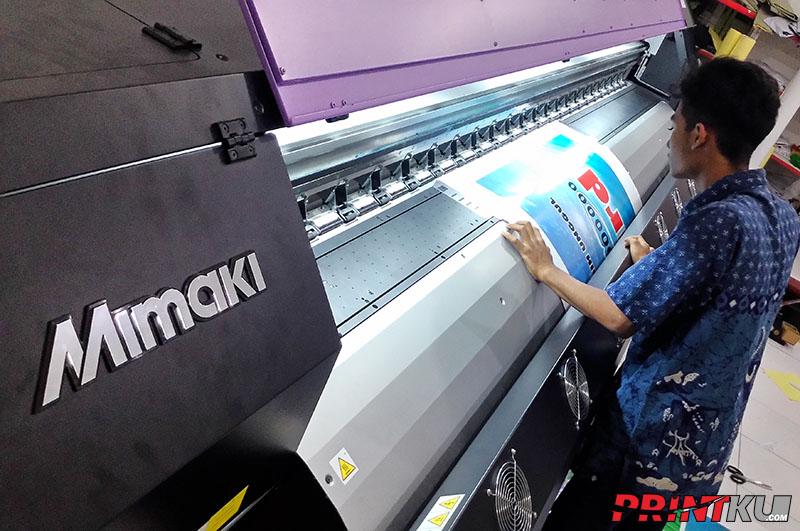 Print sticker orajet vynil susu