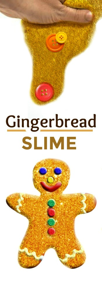 GINGERBREAD SLIME RECIPE FOR KIDS #slimerecipe #slime #playrecipesforkids #playrecipes #christmasactivitiesforkids #christmascraftsforkids #gingerbreadrecipe #gingerbreadslimerecipe #slimeforkids