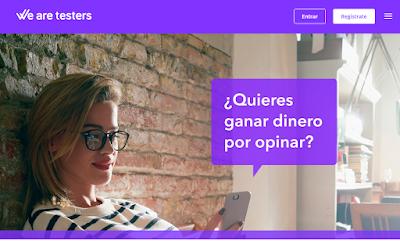 Pagina de Realizar Encuestas