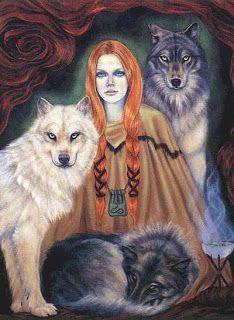 Medeina Goddess