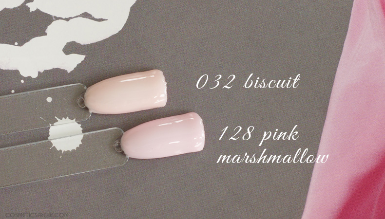 semilac 032 biscuit 128 pink marshmallow