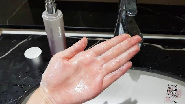 Review; ISKIN's Deep Cleanser