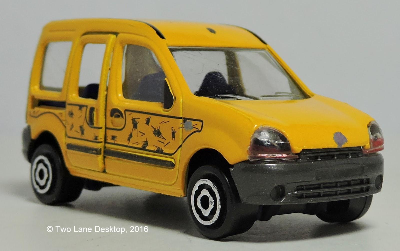 renault vans: majorette renault kangoo, trafic, and matchbox renault