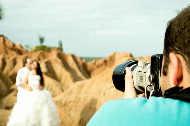 hasil jepretan fotografer profesional