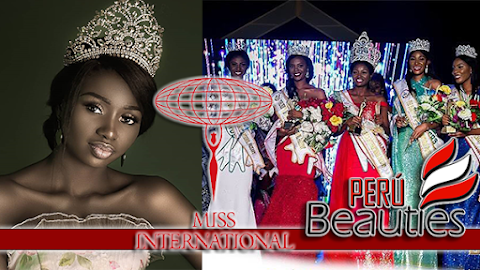 Alice Duke es Miss International Nigeria 2019
