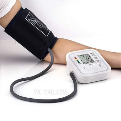 Check blood pressure easily