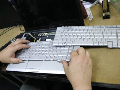 cara servis laptop acer