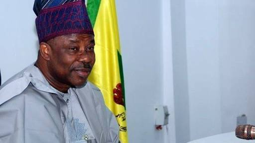 Governor Amosun On His Way Out Of APC