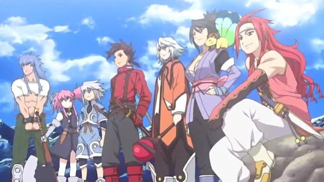 Tales of Symphonia : The Animation