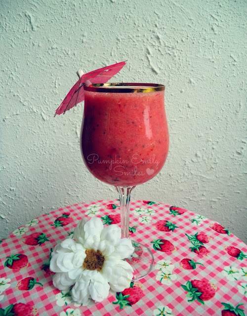 Delicious Fruit Smoothie