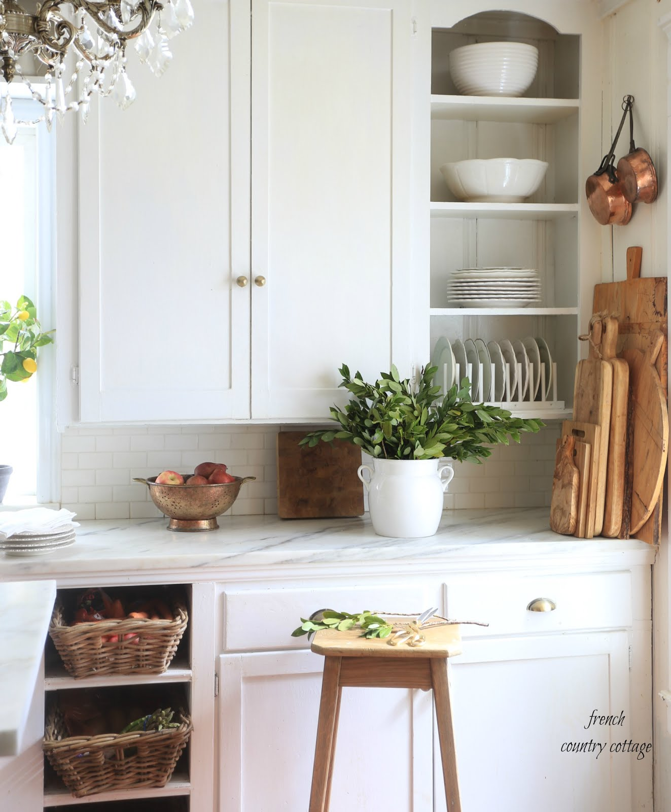 5 ideas for adding vintage charm to your kitchen - FRENCH COUNTRY ...