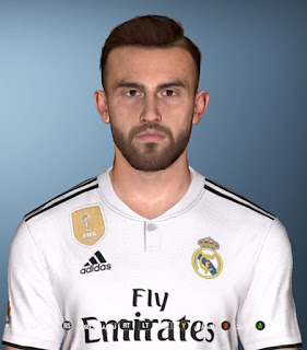 PES 2017 Faces Borja Mayoral by Facemaker Ahmed El Shenawy