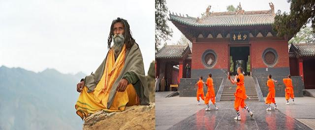 Shaolin Hakkında İlginç Gerçekler