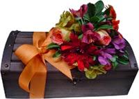 Flores Agradecimento