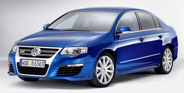 New Volkswagen BlueMotion Passat Revealed