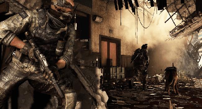 تحميل لعبة call of duty ghosts مضغوطة للكمبيوتر