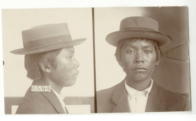 Who Is Inmate Dan Tso-Se (b. abt. 1896-?)