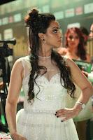 Meghana Gaur in a Deep Neck Sleeveless White Gown at IIFA Utsavam Awards 009.JPG
