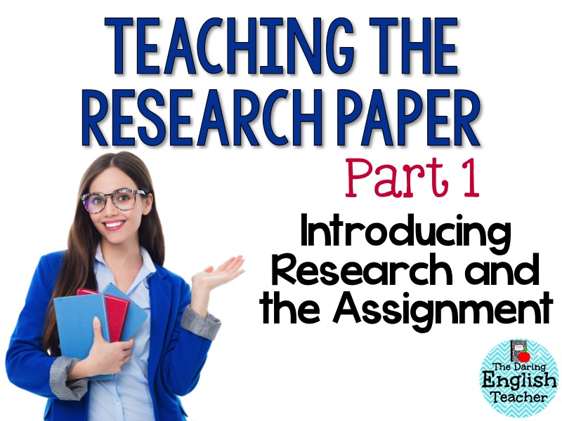 teaching a research paper to high school students These are great worksheets for working on student research skills have them answer all the questions using the resources and tools available to them.