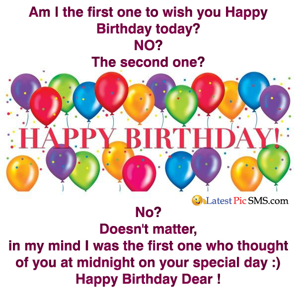 Best happy birthday wishes - Best Birthday Wishes Quotes for Facebook & Whatsapp